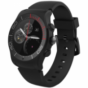 MyKronoz ZESPORT Smartwatch, Bluetooth, Touchscreen, Waterproof, Black, Heart rate monitor, GPS (satellite)  173,00