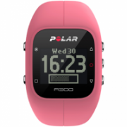 Polar Fitness watch & activity tracker A300-PNK Pink, Bluetooth, Built-in pedometer, Heart rate monitor, Waterproof, 48 g  100,00