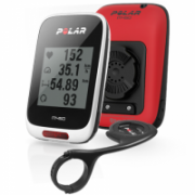 Polar GPS bike computer M450 Special Edition Red, Bluetooth, Heart rate monitor, GPS (satellite), Waterproof, 51 g  150,00