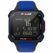 Polar GPS Sports watch RC3-BLU Blue, Heart rate monitor, GPS (satellite), Waterproof  129,00