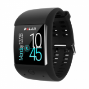 Polar M600 TFT, Black, Warranty 24 month(s), Bluetooth, Heart rate monitor, GPS (satellite), Waterproof, 63 g  338,00