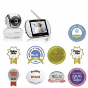 Motorola MBP36SC Baby Monitor Single White Europe Motorola  159,00