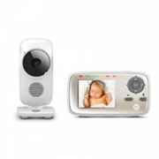 Motorola MBP483 Baby Monitor Connect Single White Motorola  129,90