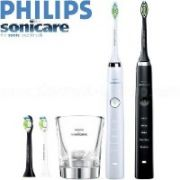 Philips Sonicare DiamondClean Sonic electric toothbrush HX9312/04 5 modes 2 brush heads Glass charger, travel case Rose gold edition  180,00