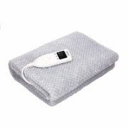 Camry Electric blanket  CR 7414 Number of heating levels 2, Number of persons 1, Washable, 60 W, Grey  22,90