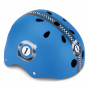 GLOBBER helmet Junior Racing XXS/XS (48-51 cm), Blue  25,00