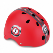 GLOBBER helmet Junior Racing XXS/XS (48-51 cm), Red  25,00
