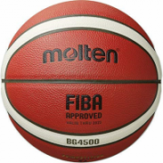 Basketball ball TOP competition MOLTEN B7G4500-X FIBA, synth. leather size 7  52,00