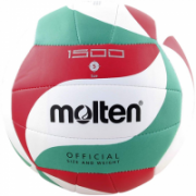 Volleyball MOLTEN V5M1500 for training, synth. Leather  12,00