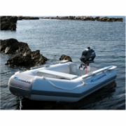 Viamare 250 T, PVC Inflatable Boat, 2+1 asmuo(-enys)  361,00