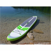 Viamare Inflatable SUP Board, 330 cm, 160 kg, Green, SUP Paddle, 170-210cm  474,00