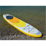 Viamare Inflatable SUP Board, 330 cm, 160 kg, Yellow, with SUP Paddle, 170-210cm  448,00