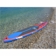 Viamare Inflatable SUP Race Board, 380 cm, 150 kg, Red/Blue  627,00
