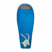 Gruezi-Bag Cloud Mumie Steinbock, Sleeping bag, 225x80(55) cm, +7/+2/-12 °C, Left side  93,00