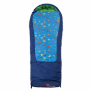 Gruezi-Bag Kids Monster Grow, Sleeping bag, 140-180x65(45) cm, Right zipper  75,00