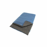 Outwell Celebration Lux Double, Sleeping bag, 225 x 140 cm, 6/2/-13 °C, Blue  69,00