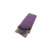 Outwell Contour Lux Eggplant Purple, Sleeping bag, 225x90 cm, 3/-3/-19 °C  41,00