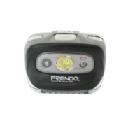 FRENDO Headlight Orion 160 CREE LED + Red LED, 160 lm, 4 functions  24,00