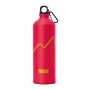 FRENDO Water Bottle Rainbow 1000 ml, Red  9,00