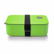 Yoko Design 1386-7850D Lunch Box, Green, Capacity 1 L, Bisphenol A (BPA) free  16,00