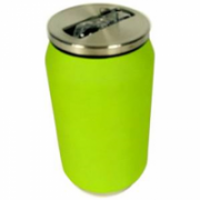 Yoko Design Isotherm Tin Can 280 ml, Soft touch lime  16,00