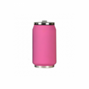 Yoko Design Isotherm Tin Can 280 ml, Soft touch rose  16,00