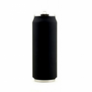 Yoko Design Isotherm Tin Can 500 ml, Soft touch black  19,00