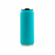 Yoko Design Isotherm Tin Can 500 ml, Soft touch light blue  19,00