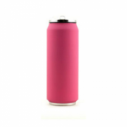 Yoko Design Isotherm Tin Can 500 ml, Soft touch rose  13,00