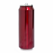 Yoko Design Isothermal tin can, Shiny red, Capacity 0.7 L, Dishwasher proof  20,00