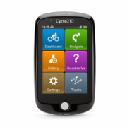 "Mio Cyclo 210 8.9cm (3.5""), Color Display, 320 x 480, GPS (satellite), Maps included  166,00"