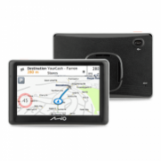"Mio Truck navigation Spirit 7700 5"" touchscreen, 5"" touchscreen, GPS (satellite), Maps included  139,00"