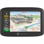 "Navitel Personal Navigation Device E100 Maps included, GPS (satellite), 5"" TFT touchscreen,  51,00"