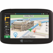 "Navitel Personal Navigation Device MS400 Maps included, GPS (satellite), 5"" touchscreen,  44,00"