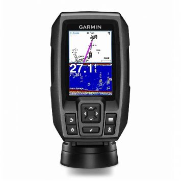 Garmin Striker 4 echolotas