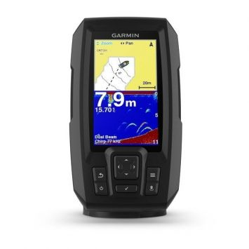 Garmin Striker plus 4cv echolotas