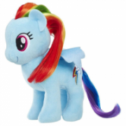 MY LITTLE PONEY SMALL HAIR PLUSH ASORTED  11,00