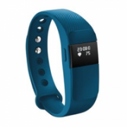"Acme Activity tracker ACT05B 0.49"" OLED, Blue, Bluetooth, Waterproof, Built-in pedometer, Heart rate monitor, 120 g  38,00"
