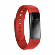 Acme Activity tracker ACT101R Steps and distance monitoring, OLED, Red, Bluetooth,  21,00