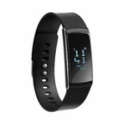 Acme Activity tracker HR ACT303 OLED, 19 g, Black, Touchscreen, Bluetooth, Heart rate monitor, Built-in pedometer  64,00