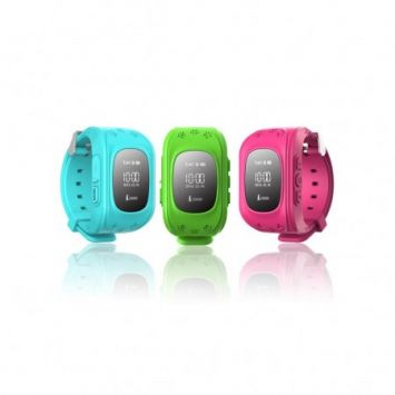 ART Smart Watch with locater GPS - Green