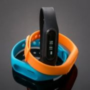 ART SPORT BAND WITH heart monitor BLACK/ORANGE WATERPROOF - IP65  25,00