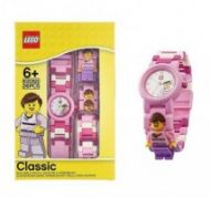 Clock with embedded minifigure LEGO® Classic for Girls  21,00
