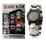 Clock with embedded Stormtrooper™minifigure  20,00