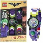 Clock with embedded The Lego® Batman Movie, Joker™minifigure  21,00