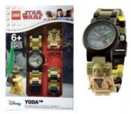 Clock with embedded Yoda™ minifigure  21,00