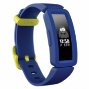 Fitbit Ace2  Smart Watche Touchscreen, Bluetooth,  Night Sky / Neon Yellow, Waterproof, 50 m  69,95