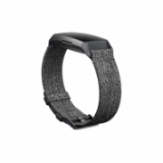 Fitbit Charge 3 Accessory Band,large, Woven, Charcoal  39,00