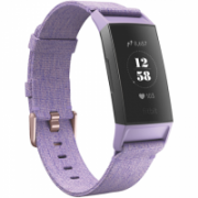 Fitbit Charge 3 Lavender Woven/Rose Gold Aluminium  171,00