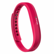 Fitbit Flex 2 Activity and sleep wristband FB403MG-EU Magenta, Built-in pedometer, Waterproof, Magenta, LED display with 5 indicator lights, Bluetooth,  72,00